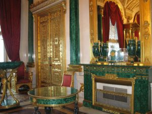 Malachite Room