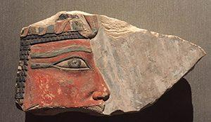 The image of King Mentuhotep II