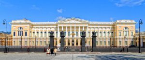 The State Russian Museum, Saint Petersburg, Russia