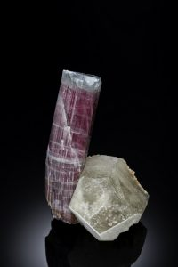Tourmaline and Quartz