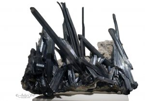 Stibnite from Japan
