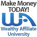 Wealthy Affiliate University Logo